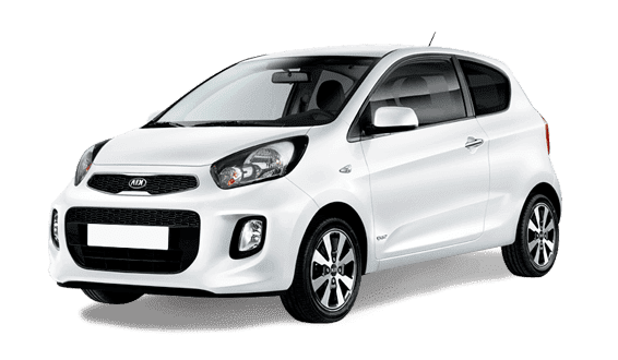Kia Picanto 3 Doors or Similar