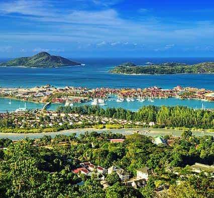 Seychelles Mahe Port Victoria
